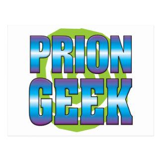 Prion Geek v3 Postcard