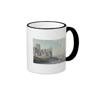 Prior Church, Haddington, 1786 Ringer Coffee Mug