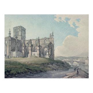 Prior Church, Haddington, 1786 Postcard