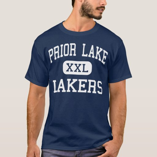 prior lake lakers high prior lake minnesota t shirt