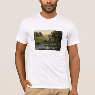 Prior Park College with Palladin Bridge, Bath, UK T-Shirt