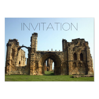 Priorato de Tynemouth, invitación de Inglaterra