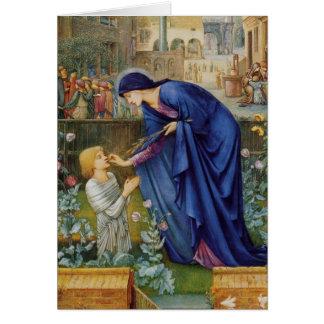 Prioresses Tale Card