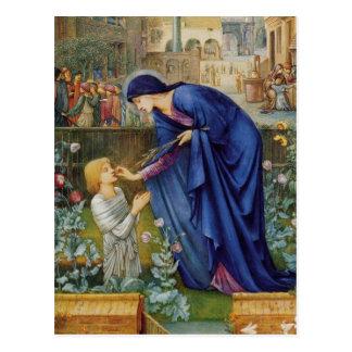 Prioresses Tale Postcard