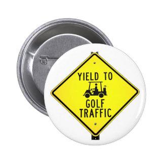 Prioridad del golf pin redondo 5 cm