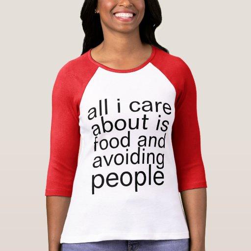 priorities tee shirts