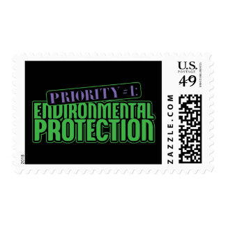 Priority #1 stamp