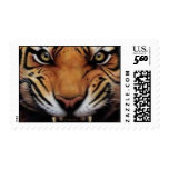 Priority Mail Tiger Postage, Stamp