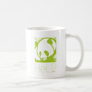 Priority species: Giant panda Coffee Mug