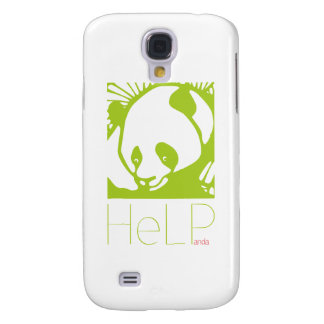 Priority species: Giant panda Galaxy S4 Cover