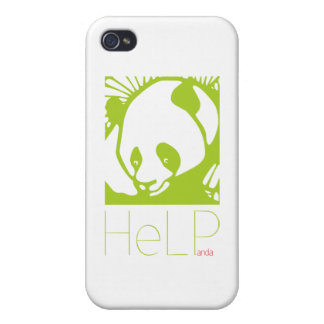 Priority species: Giant panda Covers For iPhone 4