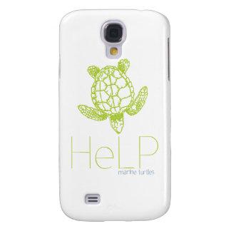 Priority species: Marine turtles Samsung Galaxy S4 Cover