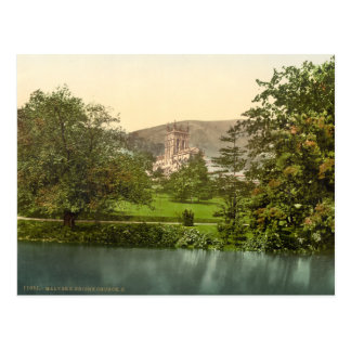 Priory Church, Malvern, Worcestershire, England Postcard