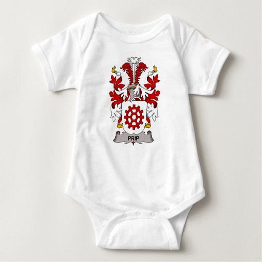 Prip Family Crest Infant Creeper