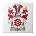 Prip Family Crest Tile