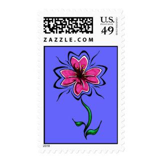 Prisamflower-7 Postage Stamp