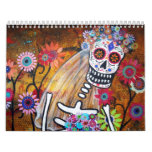 PRISARTS COLLECTION CALENDAR 2013 DAY OF THE DEAD