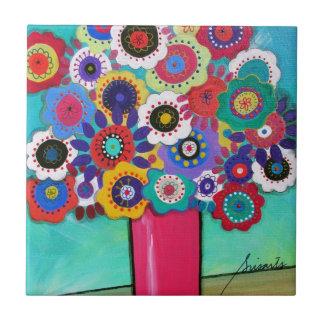 Prisarts Florals Tile