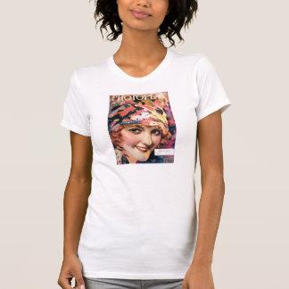 Priscilla Dean 1921 movie magazine cover T Shirt