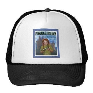 Priscilla Holmes and the Case of Glass Slipper Trucker Hat