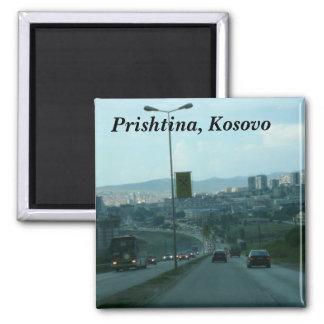 Prishtina, Kosovo Refrigerator Magnet