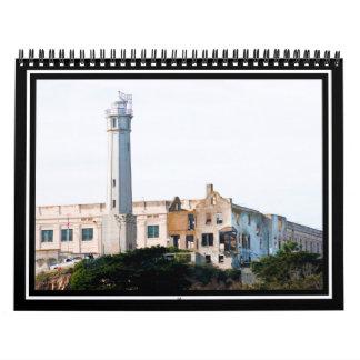 Prisión de Alcatraz Calendarios