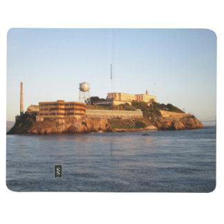 Prisión de Alcatraz Cuadernos Grapados