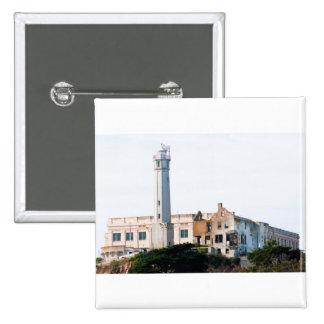 Prisión de Alcatraz Pins