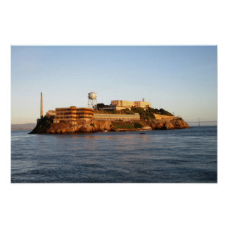 Prisión de Alcatraz Póster