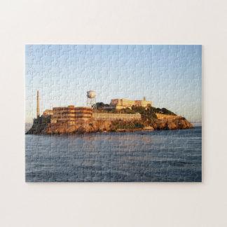 Prisión de Alcatraz Rompecabeza