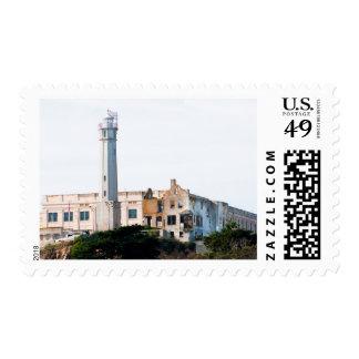 Prisión de Alcatraz Sello