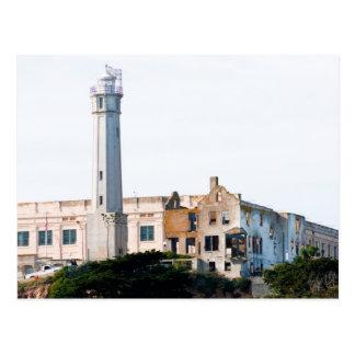 Prisión de Alcatraz Postal