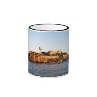 Prisión de Alcatraz Tazas De Café