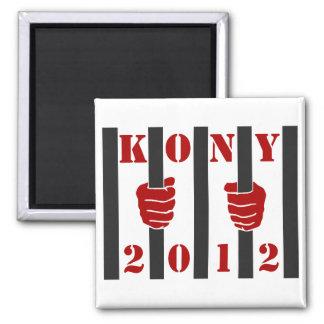 Prisión de José Kony de la parada de Kony 2012 Iman De Nevera