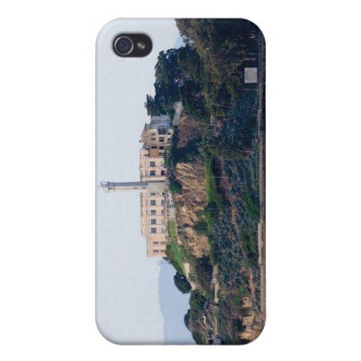 Prisión de la isla, Alcatraz iPhone 4/4S Carcasa