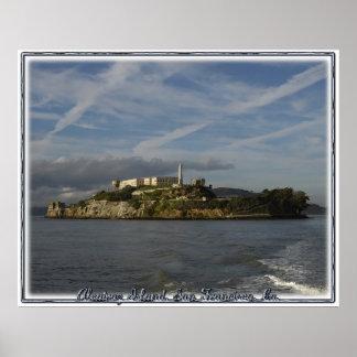 Prisión de la isla de Alcatraz Impresiones