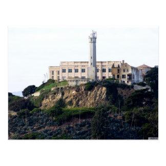 Prisión en la isla de Alcatraz
