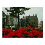 Prisión medieval en las flores de La Haya Postal