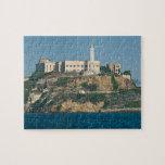 Prisión San Francisco Bay de la isla de Alcatraz Puzzle Con Fotos