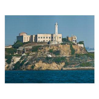 Prisión San Francisco Bay de la isla de Alcatraz Postales
