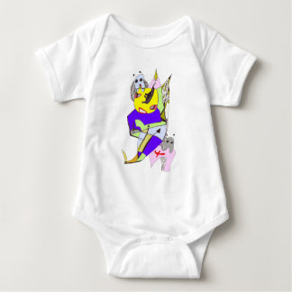 Prisioner Baby Bodysuit