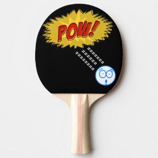 Prisionero de guerra divertido pala de ping pong