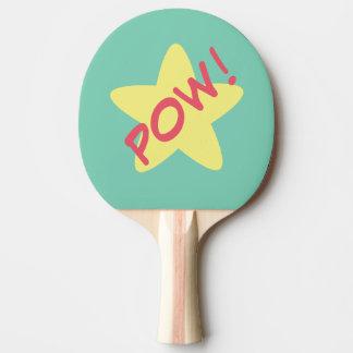 ¡PRISIONERO DE GUERRA! Ping-pong en colores pastel Pala De Ping Pong