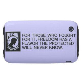 Prisioneros de guerra, iPhone 3G/3GS del Tough iPhone 3 Funda