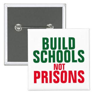 Prisiones de la escuela de la estructura no pin cuadrado