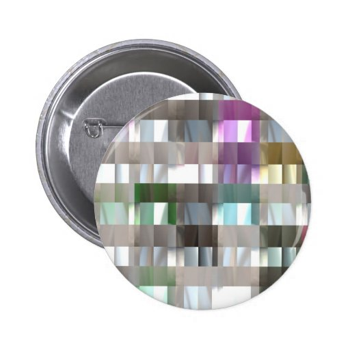 Prism Abstract Colors Button