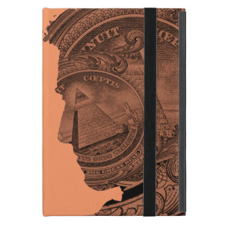 PRISM - All Seeing Eye - Apricot Cover For iPad Mini