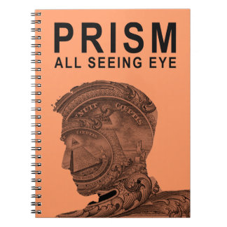 PRISM - All Seeing Eye - Apricot Notebooks