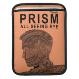 PRISM - All Seeing Eye - Apricot Sleeves For iPads (<em>$62.40</em>)