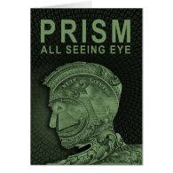 PRISM - All Seeing Eye - Green Card (<em>$4.00</em>)